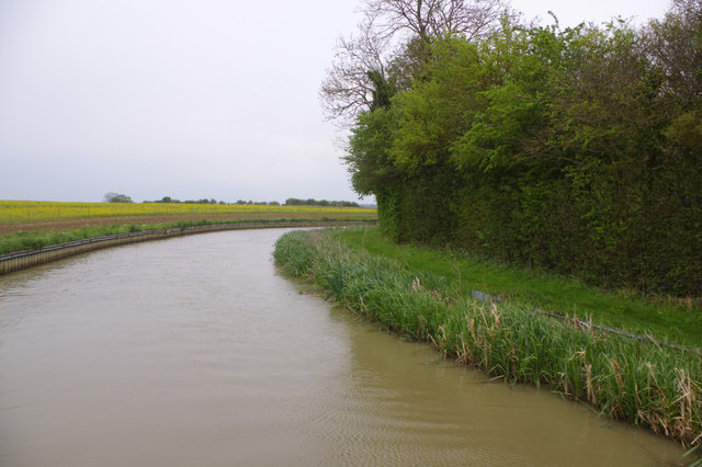 Oxford Canal north of Wormleighton