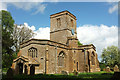 ST4709 : St Martin's church, North Perrott by Derek Harper