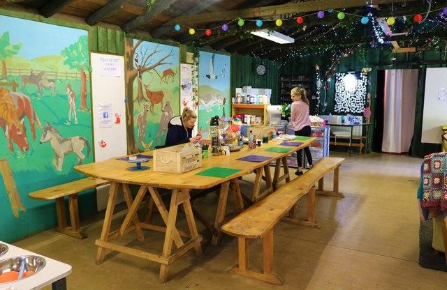 Letham Glen Craft Centre