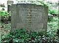 TG2408 : The grave of Herbert and Dorothy Brighton by Evelyn Simak