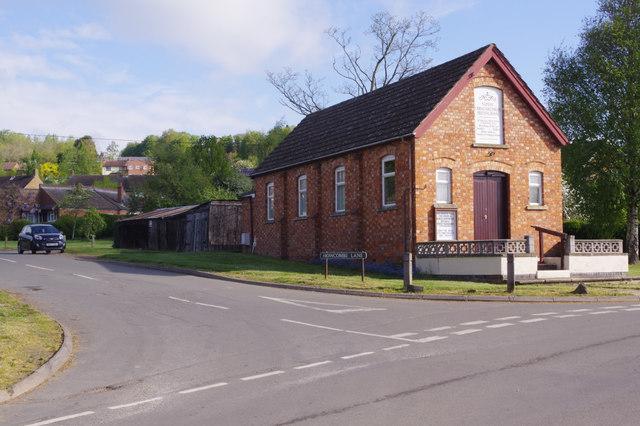Christadelphian Hall, Napton on the Hill