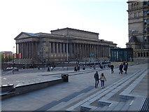 SJ3490 : St George's Hall, Liverpool by JThomas