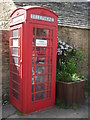 ST8676 : A small book exchange by Neil Owen