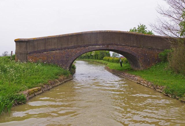 Stoneton Bridge, Oxford Canal