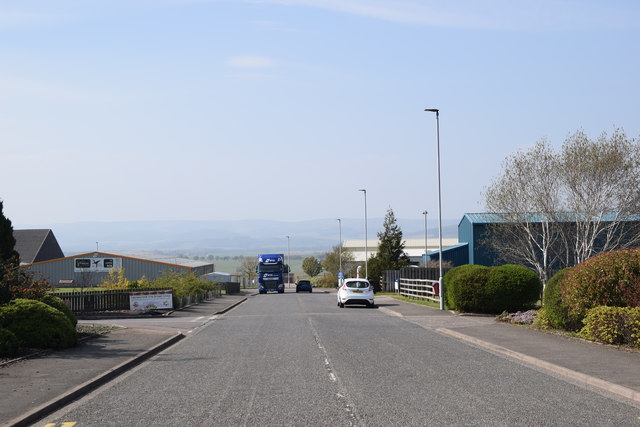Laurencekirk industrial estate