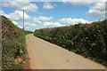 SS5720 : Lane to Langridgeford by Derek Harper