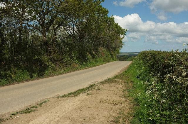 Lane to Langridgeford