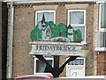 TF4604 : Fridaybridge village sign by Adrian S Pye