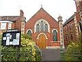 SP8525 : Stewkley Methodist Church (2) by David Hillas
