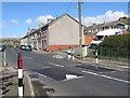 SO1205 : Walter Street speed bumps, Abertysswg by Jaggery