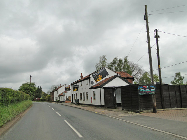 The Mustard Pot, Dereham Road, Whinburgh