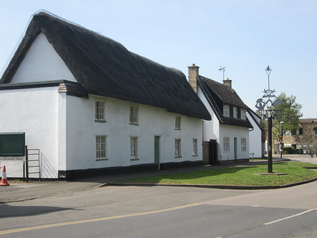 Thatched roofs, Histon