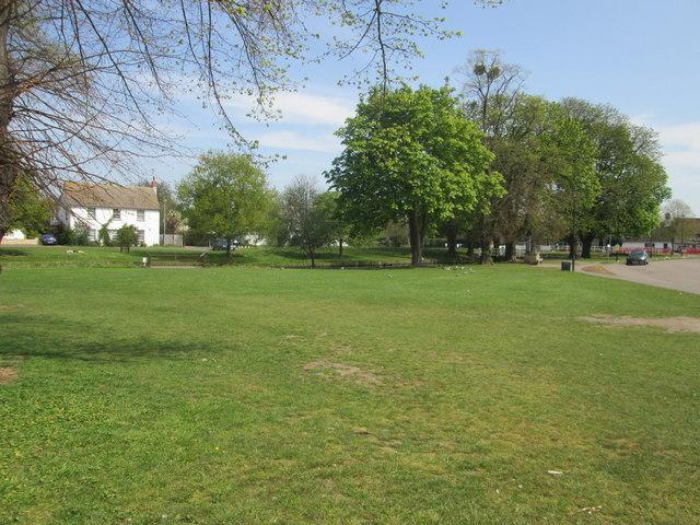 Histon Village Green