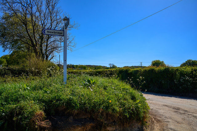 North Devon : Lodge Corner