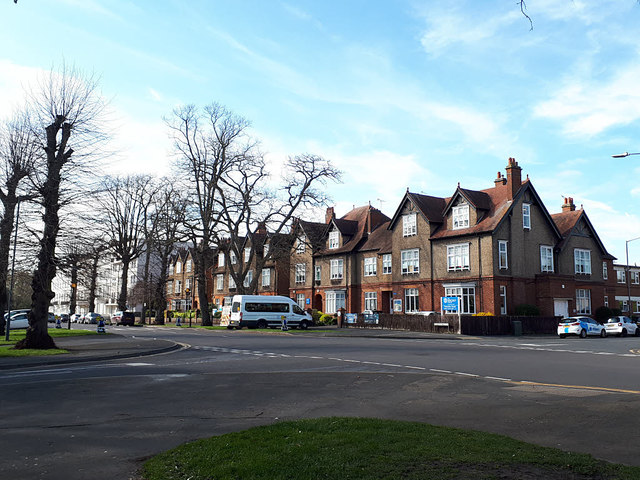 Junction of Beacuchamp Avenue and Beauchamp Road