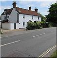 SU3002 : Old School House, Lyndhurst Road, Brockenhurst by Jaggery