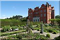 TQ1877 : Kew Palace and gardens by DS Pugh