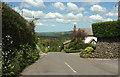 SS5923 : Road leaving Atherington by Derek Harper