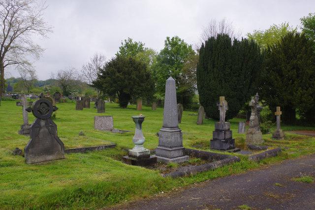 Ruabon Cemetery