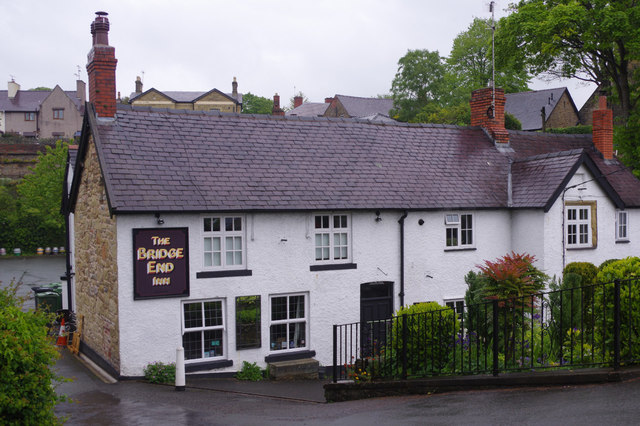 The Bridge End Inn, Ruabon