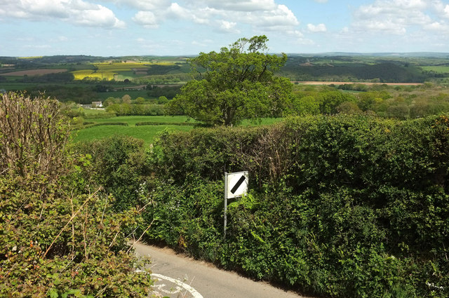 View north of Atherington