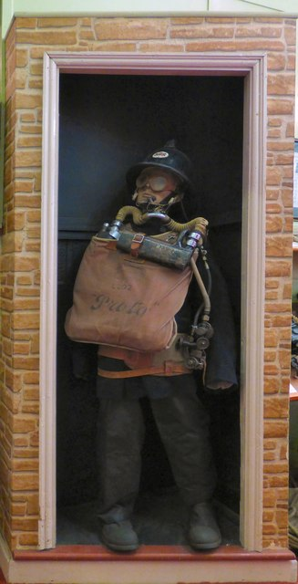 Inside The Fire Service Museum