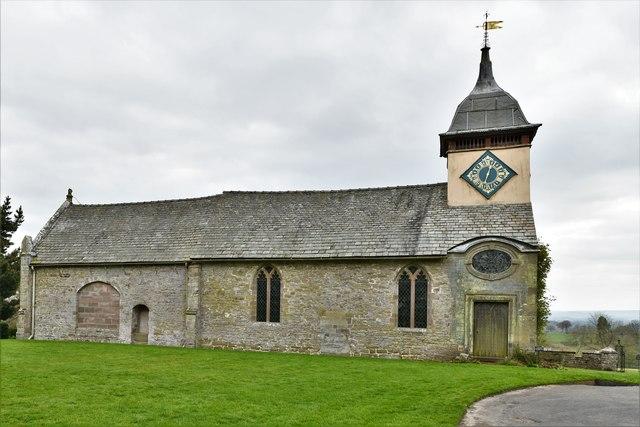 Croft Castle: St. Michael's Church