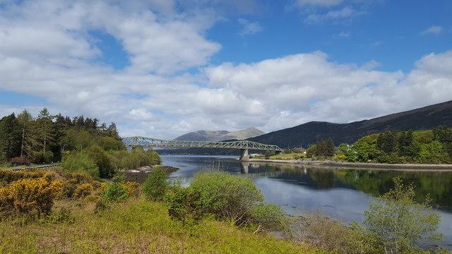 Loch Leven near Ballachulish