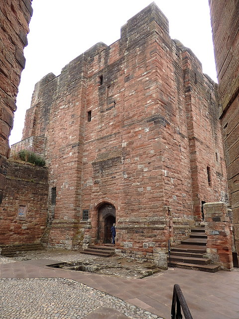 Carlisle Castle: keep