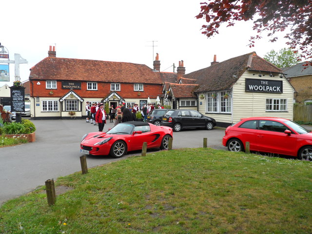 The Woolpack, Elstead