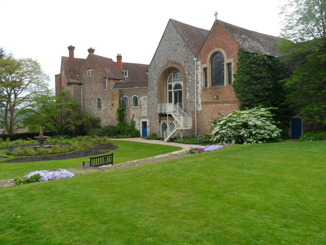 Farnham Castle, Bishop's Palace