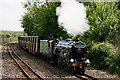 TR1233 : Romney Hythe & Dymchurch Railway by Peter Trimming