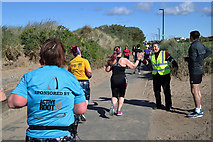 NS3229 : The Troon parkrun by Walter Baxter