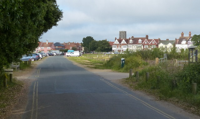 York Road at Southwold