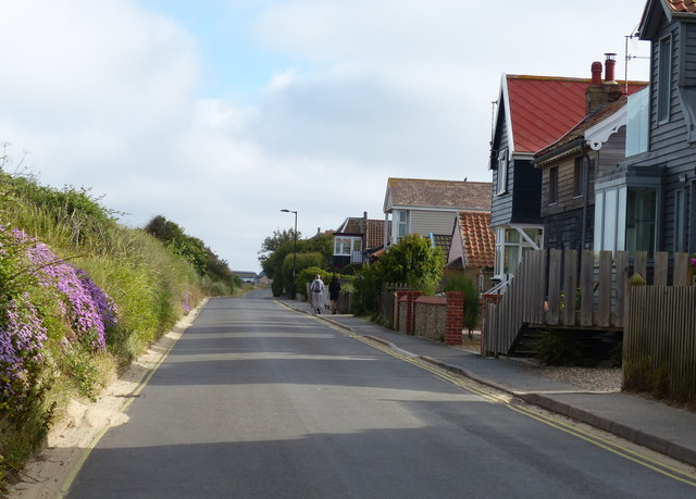 Ferry Road at Southwold