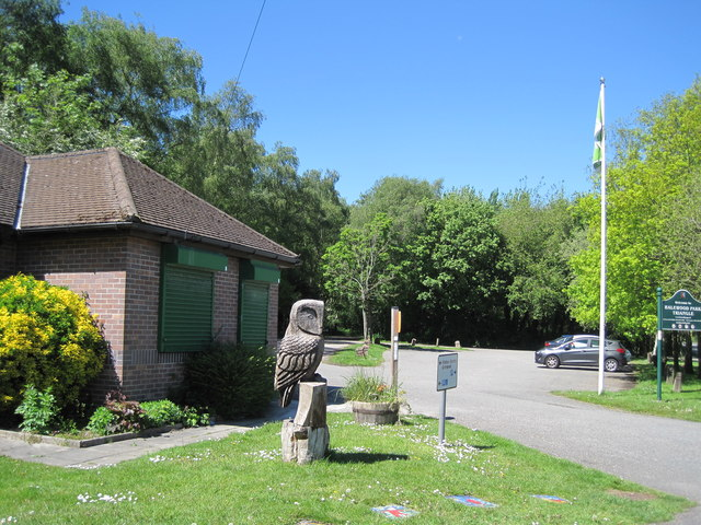Halewood Triangle Country Park Environment Centre