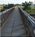 TM4975 : Footbridge across the River Blyth by Mat Fascione