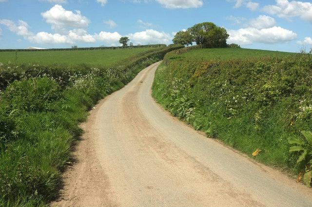 Lane to Hildrew