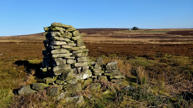 Pile of Stone, High Ruckle Hill