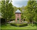 SO3154 : Rhodds Farm Garden by Philip Pankhurst