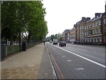 TQ3581 : Commercial Road (A13) by JThomas