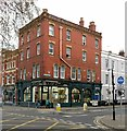 SO8318 : Former Wessex Hotel extension, Clarence Street by Alan Murray-Rust