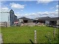 NY4273 : Farmyard at Pedderhill Farm by Oliver Dixon