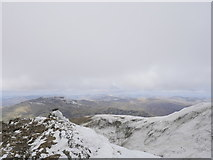 NN6240 : The summit of Beinn Ghlas by James T M Towill