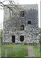 SJ0579 : Clive Shaft engine house, Talargoch mine, Dyserth – 2 by Alan Murray-Rust
