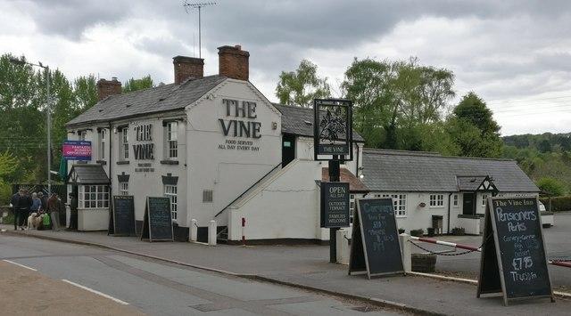 The Vine Inn, Kinver