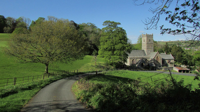 St Peter's Church, Tawstock