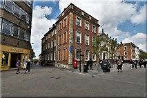 SO8554 : Worcester High Street by Michael Garlick