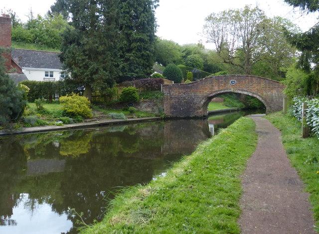 Whittington Horse Bridge No 28