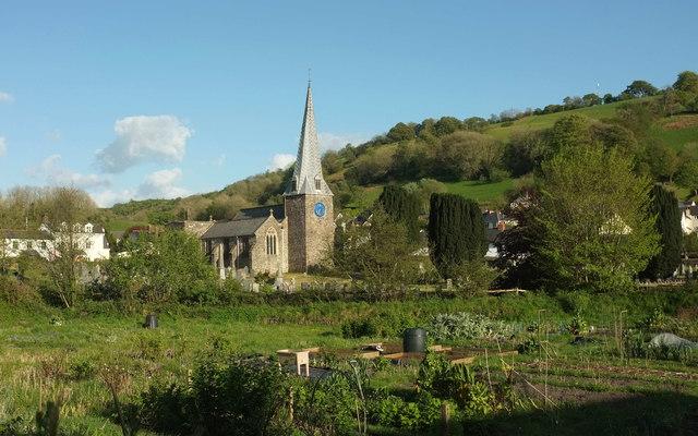 St James' Church, Swimbridge
